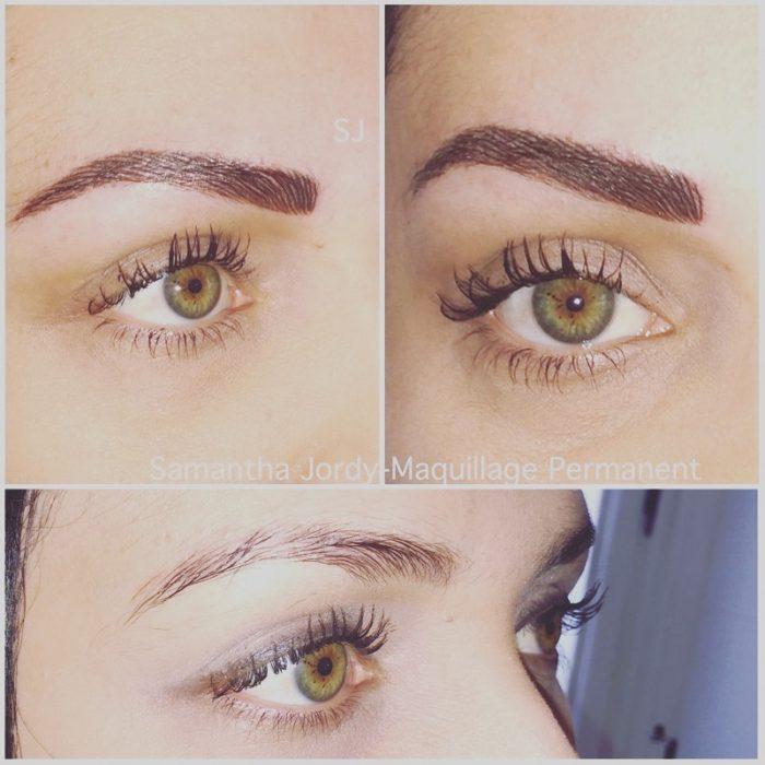 Samantha Jordy Maquillage Permanent Des Sourcils