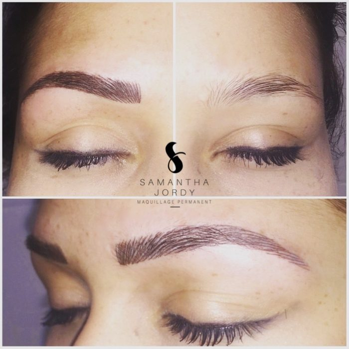 Samantha Jordy Maquillage Permanent Des Sourcils
